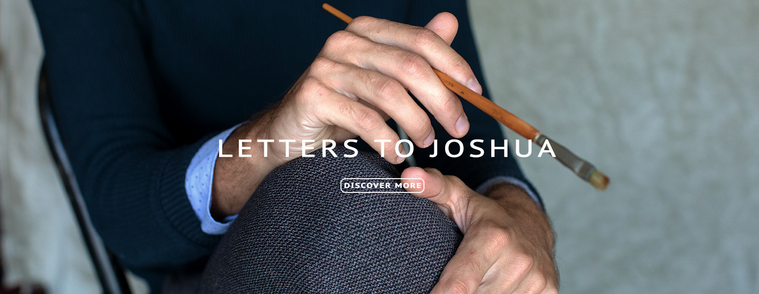 letters to joshua 3