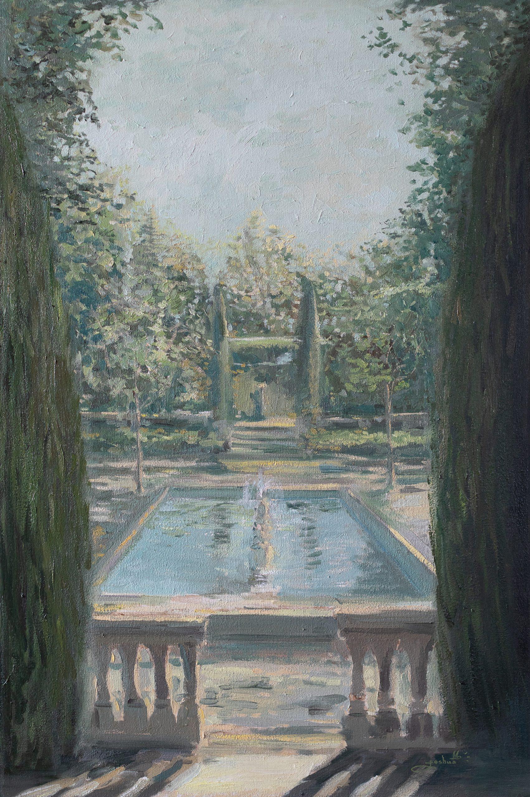 Beaulieu Garden, Napa Valley